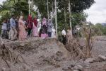 Salurkan Bantuan Korban Banjir Bandang Agara