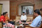 Siap Dukung Kegiatan Pers di Aceh