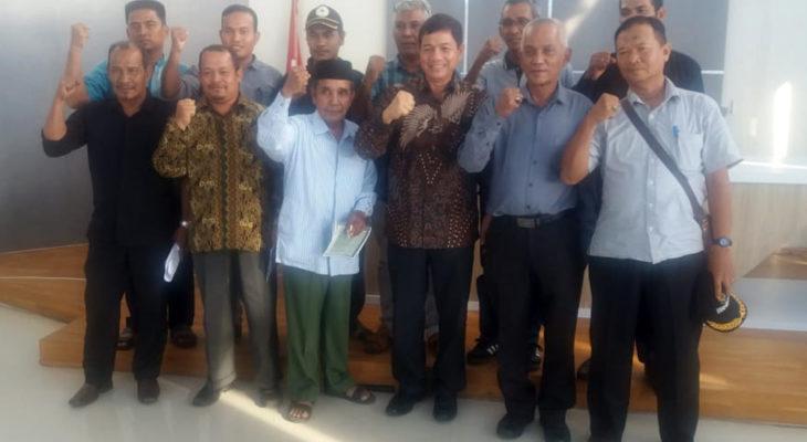 Forum Keuchik Kota Sabang Temui Sayid Fadhil