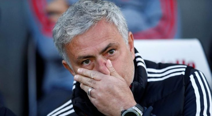 Omongan Mourinho Masih Dibatasi MU