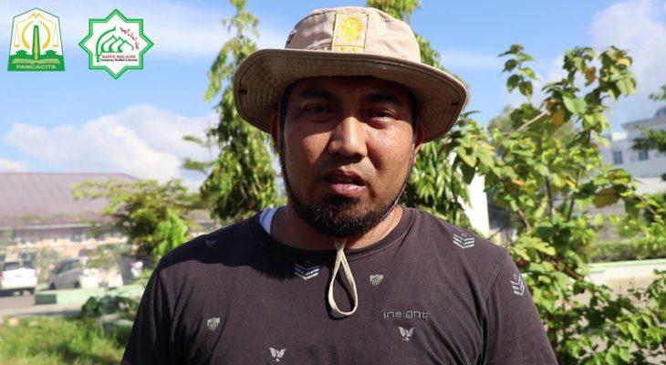 Gotong Royong Baitul Mal Aceh Tahun 2019