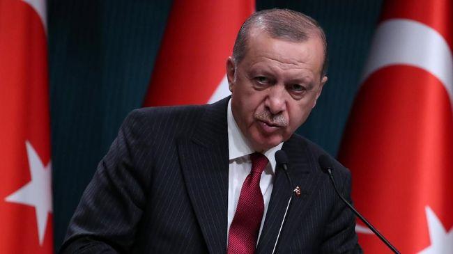 Perintahkan Tahan 295 Tentara Diduga Terkait Gulen