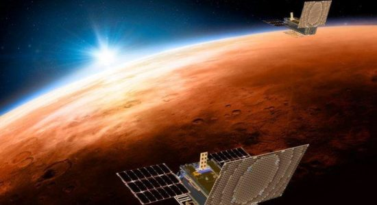 Seberapa Dingin Suhu di Mars?