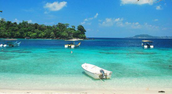 Delapan Pantai Wisata di Sabang Mendunia