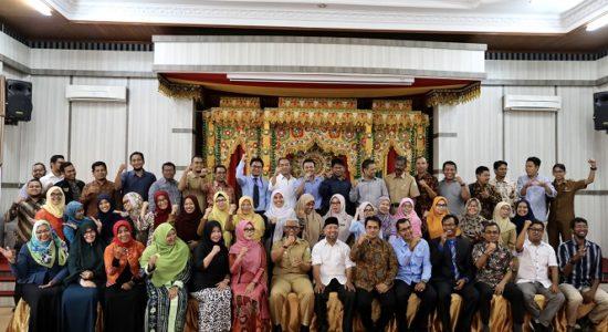 Ajak Alumni Australia Berkontribusi dalam Pembangunan Aceh