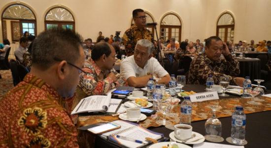 Hadiri Rakor Fordasi di Yogyakarta