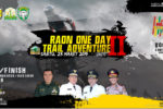 Lepas 400 Rider Raon One Day Adventure