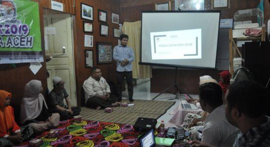 KIP Banda Aceh Sosialisasi Masif Sentuh Kalangan Santri Hingga Penyintas Kanker