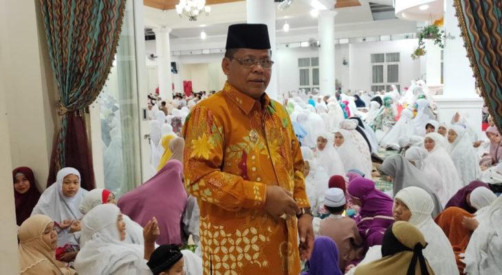 Ajak Masyarakat Ikuti Zikir Akbar di Blang Padang