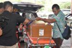 Fasilitasi Pemulangan Jenazah Bayi Bocor Jantung dari Jakarta