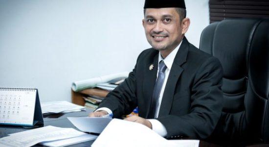 Kepala Biro Humas dan Protokol Setda Aceh Rahmat Raden Klarifikasi