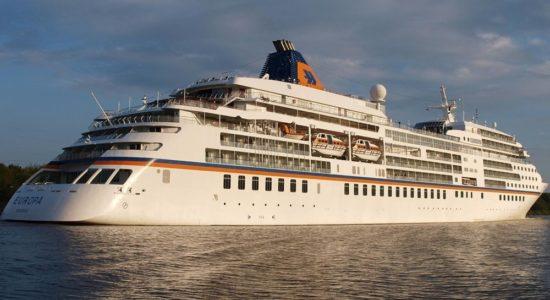 Kapal Pesiar Kelima Bersandar di Pulau Sabang