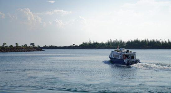 Pemkab Aceh Besar Operasikan Kapal Peunaso ke Pulo Aceh
