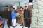 Salurkan Bantuan Unilever Indonesia