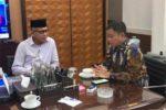Plt Gubernur Aceh Temui Menteri ESDM