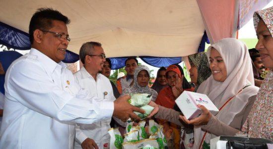 Pemko Banda Aceh Gelar Pasar Murah di Tiga Lokasi