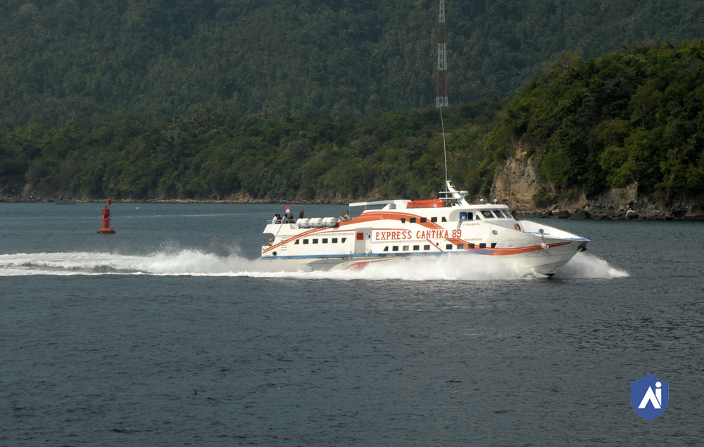 Harga Tiket Kapal Cepat Resmi Naik Acehimage Com