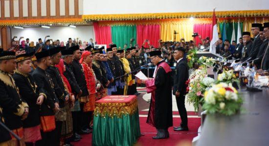 Nama-nama Anggota DPRA yang Dilantik Berdasarkan DP
