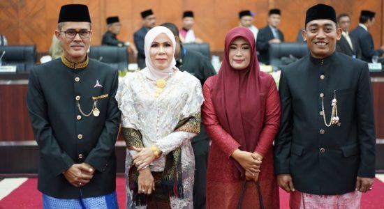 Pimpinan Sementara DPRA dari Dapil Pidie – Pidie Jaya