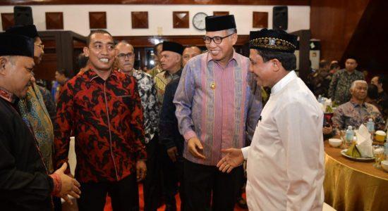 Plt Gubernur Aceh Gelar Silaturahmi dengan DPRA