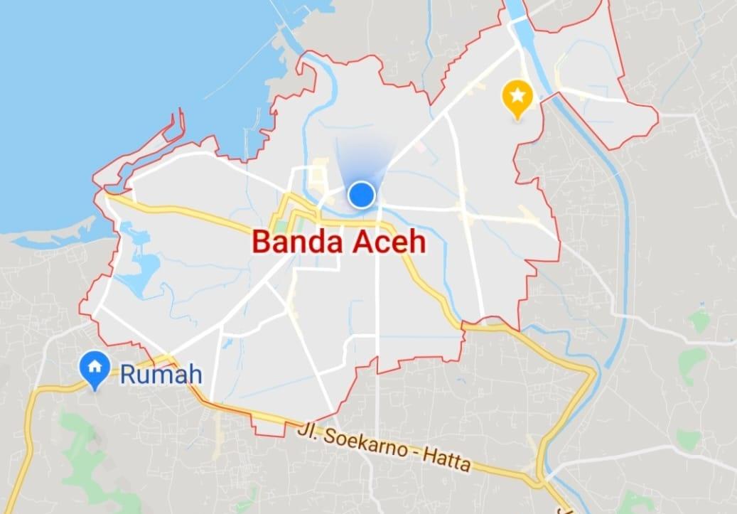 Anggota Dprk Banda Aceh Kecam Layanan Google Maps Acehimage Com