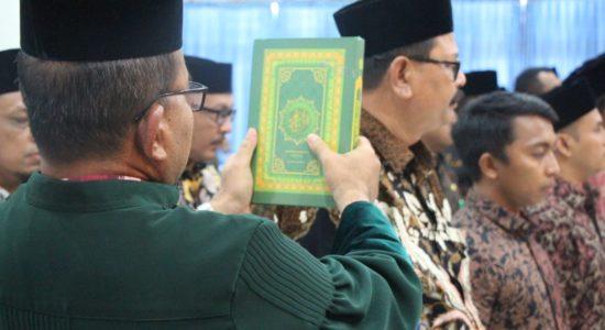 Kemenag Aceh Rombak Seluruh Kabinet
