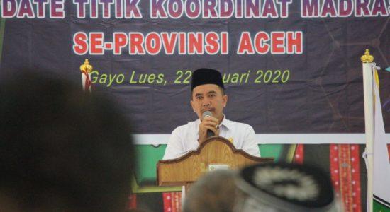 Kemenag Aceh Lakukan Terobosan Baru