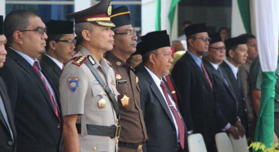 Upacara Peringatan HAB ke 74 Kemenag di Aceh Khidmat