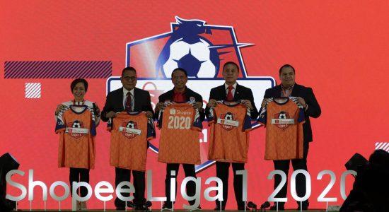 PSSI Resmi Setop Shopee Liga 1 dan Liga 2