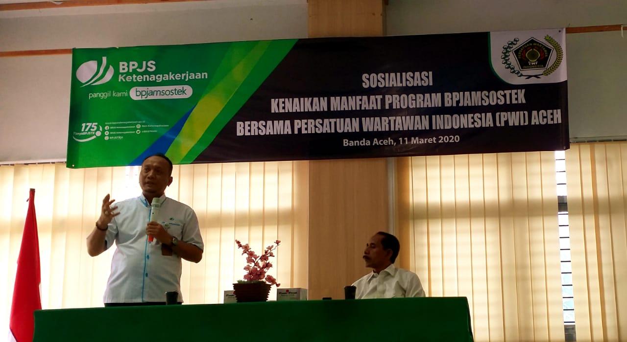 Bpjs Ketenagakerjaan Banda Aceh Masih Hadapi Masalah Acehimage Com