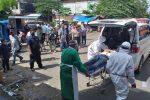 Warga Cot Gapu Meninggal Dunia saat Makan di Warung