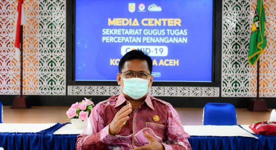 Banda Aceh Raih Juara Inovasi Penyiapan New Normal