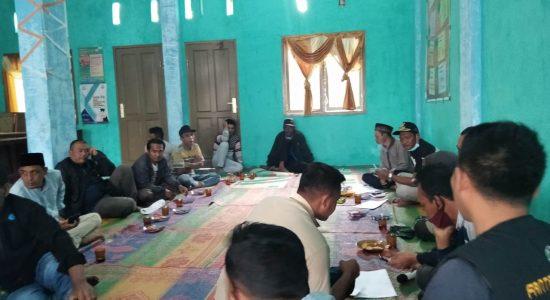 Kampung Ujung Gele Adakan Musyawarah Tingkat Desa