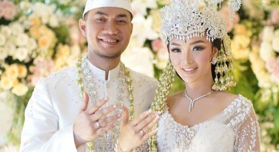 Zaskia Gotik Rahasiakan Asmara dengan Sirajuddin hingga Nikah Diam-diam