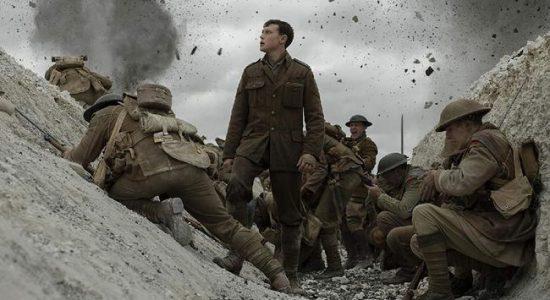 1917 Kembali di Puncak Film Inggris Raya