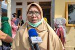 Tati Meutia Asmara Bangun Rumah Janda Lumpuh