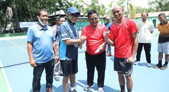 Aminullah/Freddy Juara Turnamen ATP se-Aceh 2020