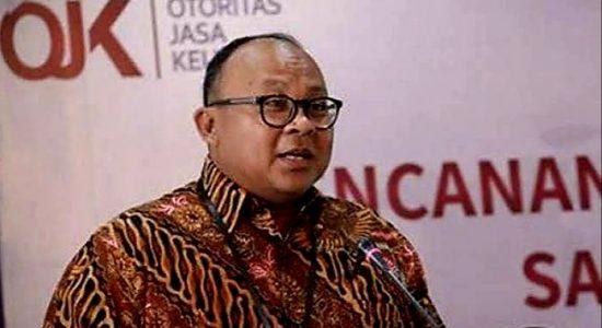 Pejabat Jadi Tersangka Kasus Jiwasraya, OJK Dukung Proses Hukum