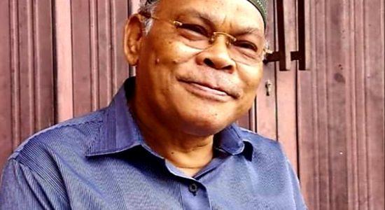 Tokoh Aceh, Husni Bahri TOB Meninggal Dunia di Jakarta