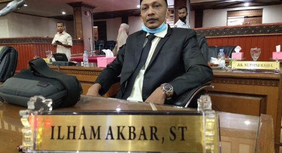 Poros Muda Aceh Bangun Rumah untuk Ibunda Muhammad Zaki