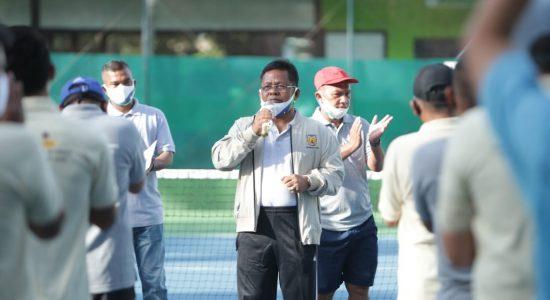 Wali Kota Buka Turnamen Tenis ATP se-Aceh