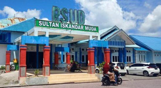 Seorang Pasien PDP Meninggal Dunia di RSUD Nagan Raya