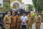 Pemerintah Aceh Terima Sapi Kurban dari Presiden Seberat 856 Kg