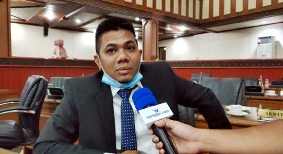DPR Aceh Desak Plt Gubernur Cairkan Intensif Tenaga Medis