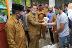 Warga Muyang Kute Mangku Terima Bantuan Ketahanan Pangan
