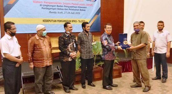 DKS Minta BPKS Benahi Kinerja Pengelolaan Keuangan