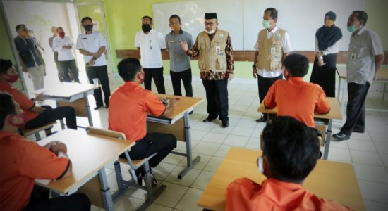 Kadisdik Aceh Minta Siswa Berwudhuk Sebelum ke Sekolah