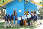 PT PIM Serahkan Rumah RSS untuk Kaum Dhuafa