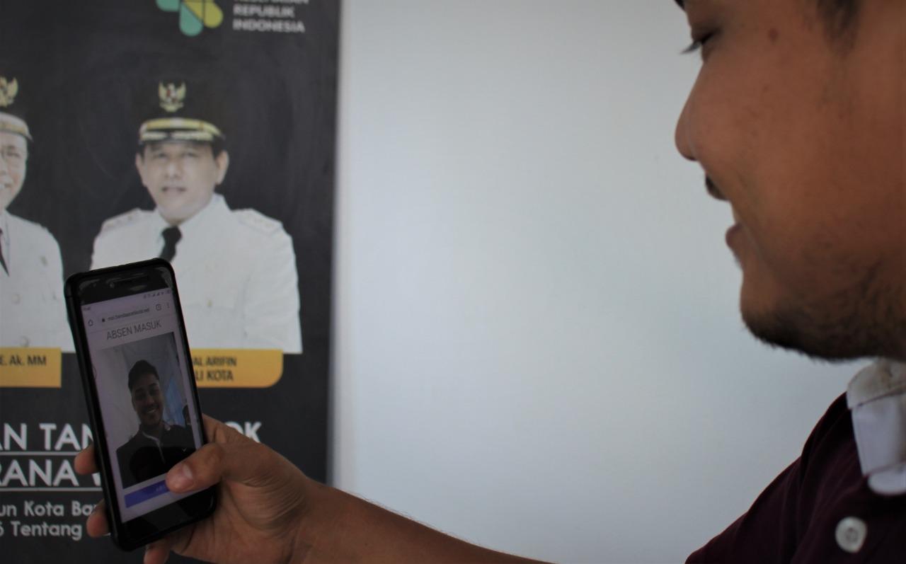 Banda Aceh Berencana Akan Terapkan Absensi Berbasis Digital Acehimage Com
