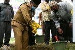 Wali Kota Lakukan Peletakan Batu Pertama Masjid Al-Abrar Lamdingin